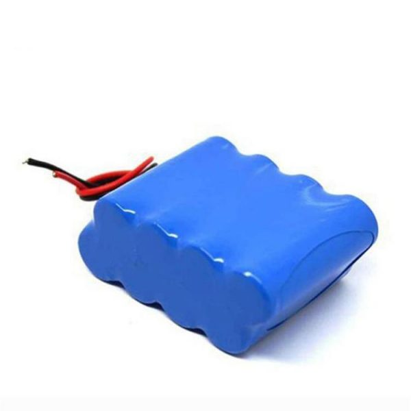 18650 4s2p battery pack